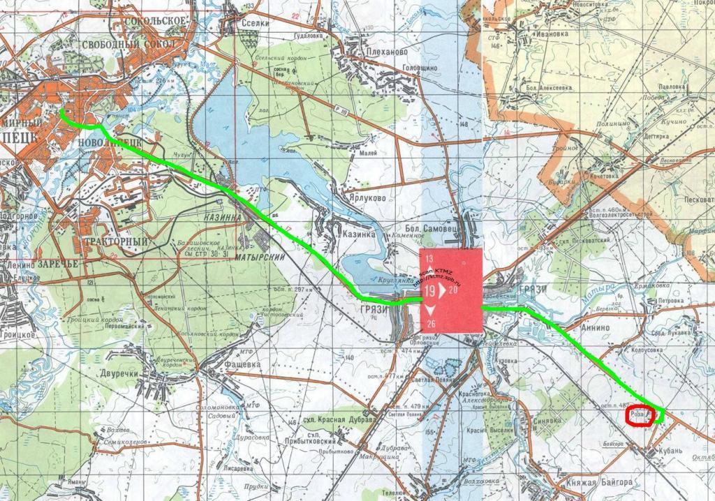 платная рыбалка в липецкой области на карте